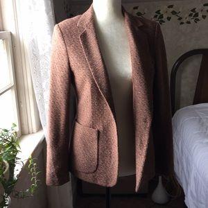 Oscar de la Renta Vintage Wool (25%) Blazer